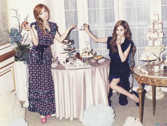 Taeyeon Tiffany The Celebrity Magazine