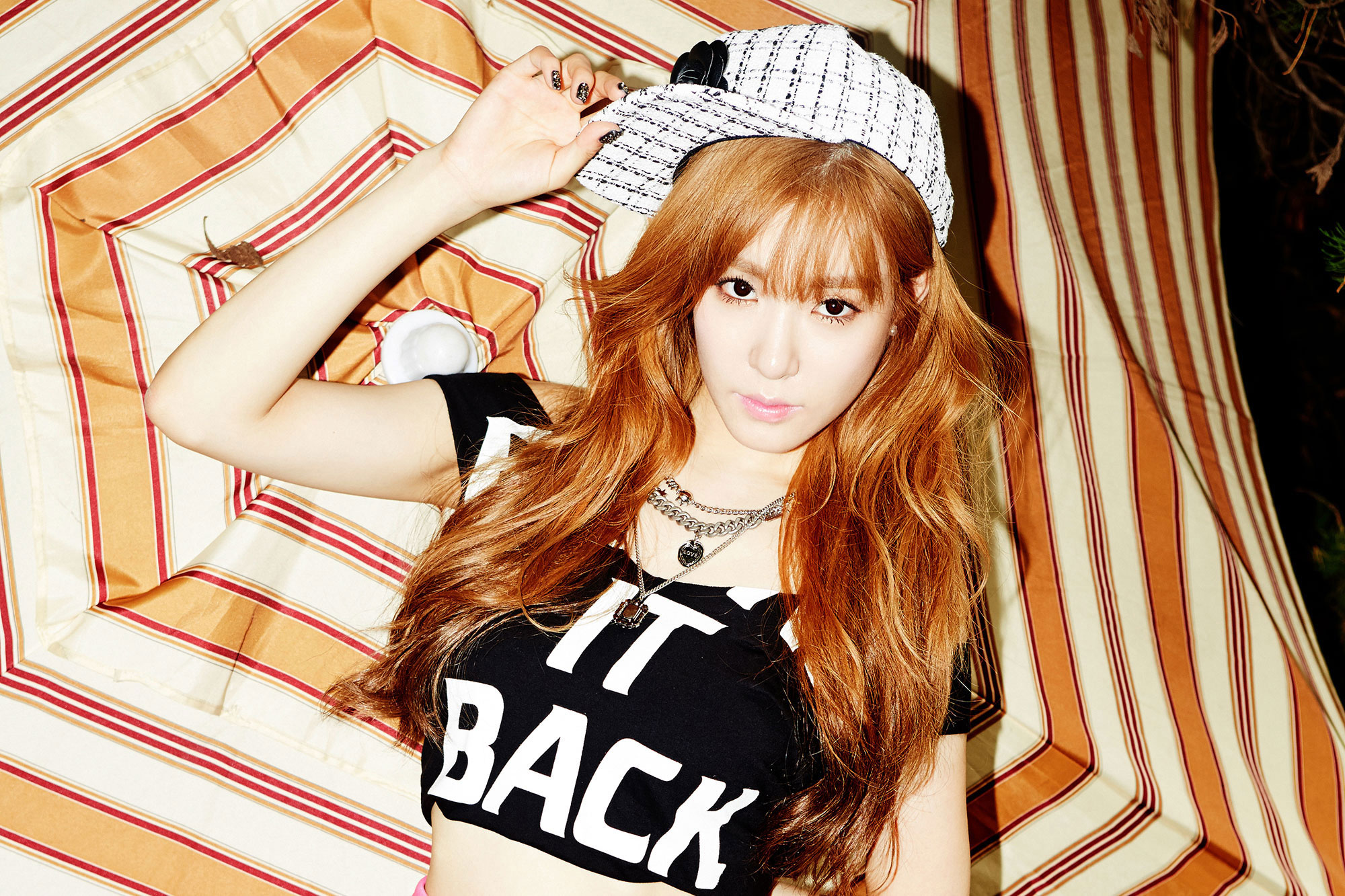 SNSD Tiffany Holler concept photos