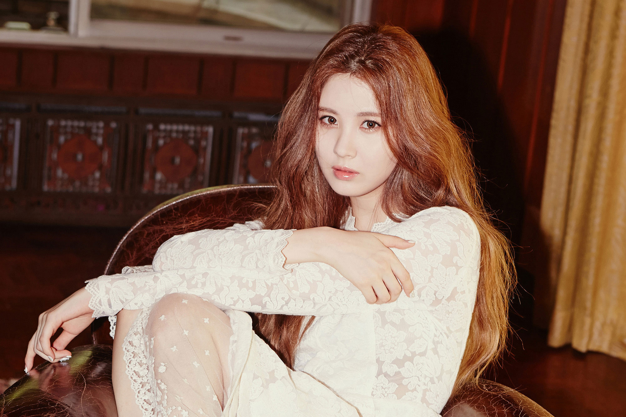 SNSD Seohyun Holler concept photos