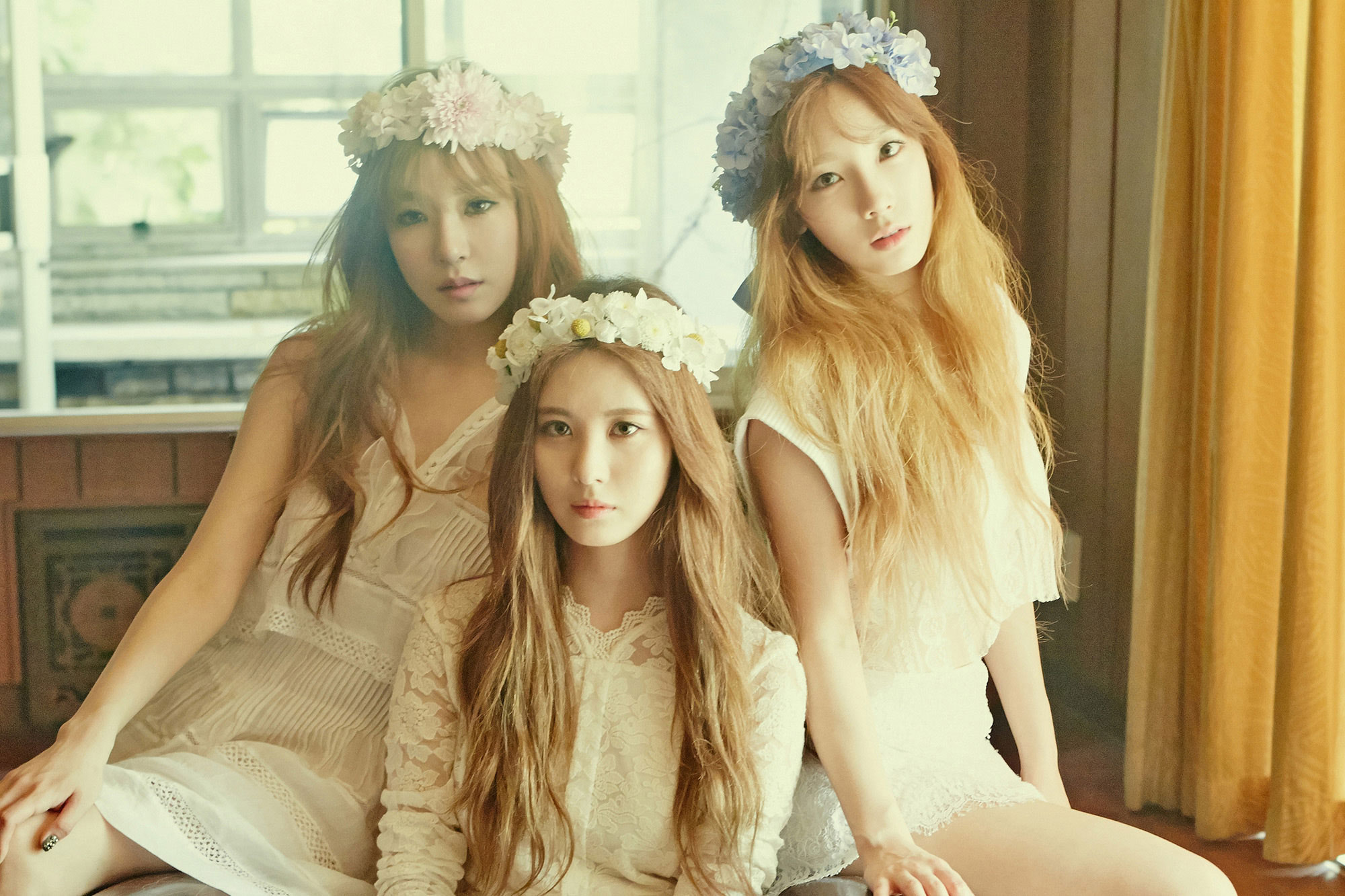 SNSD Taetiseo Holler concept photos