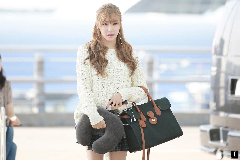 Tiffany Incheon Airport to New York