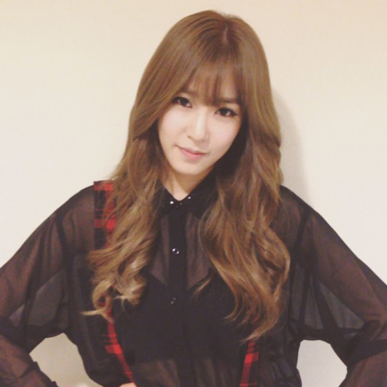 Girls Generation Tiffany Instagram