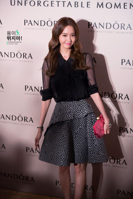 YoonA Pandora Hong Kong