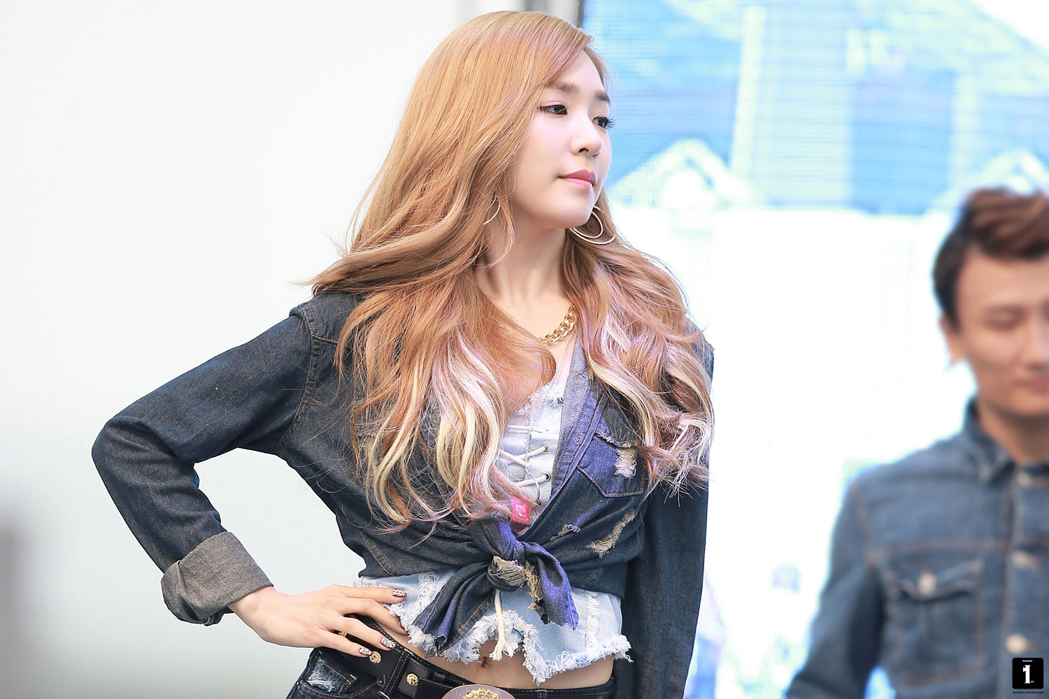 Tiffany Cultwo Incheon Show