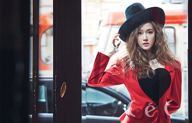 Girls Generation Jessica CeCi Magazine 2014