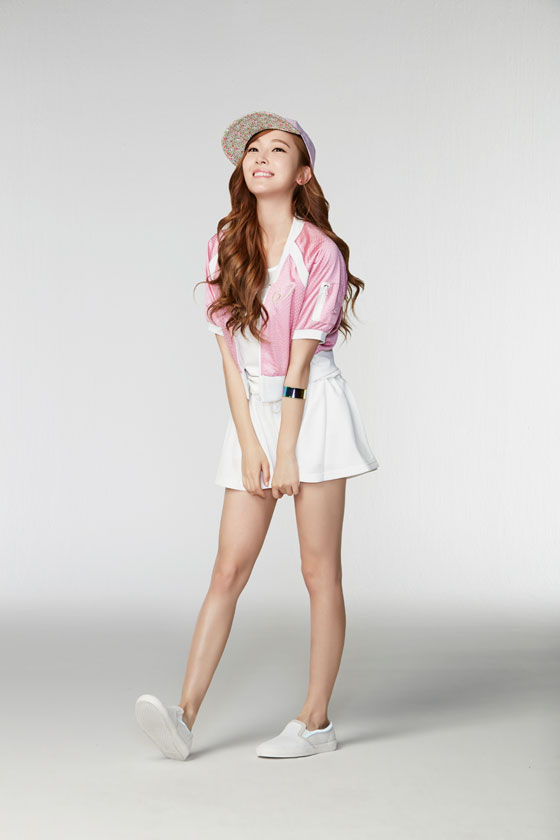 SNSD Jessica Li Ning HD endorsement photo
