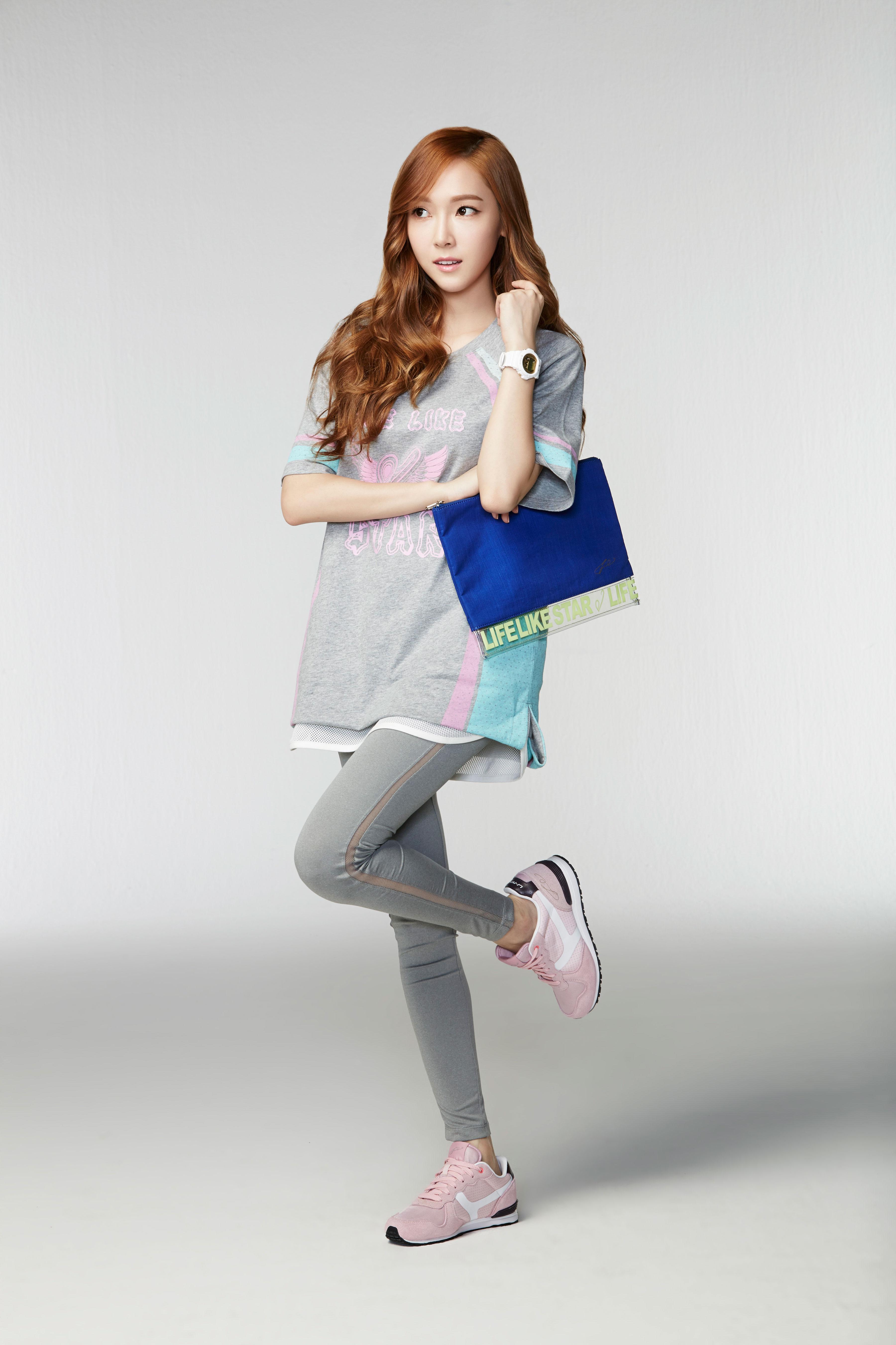 Jessica Li Ning Ultra HD