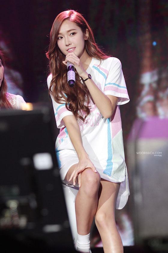 SNSD Jessica Li Ning Guangzhou fanmeet