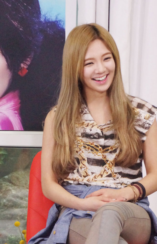 SNSD Hyoyeon The Ultimate Group TV show
