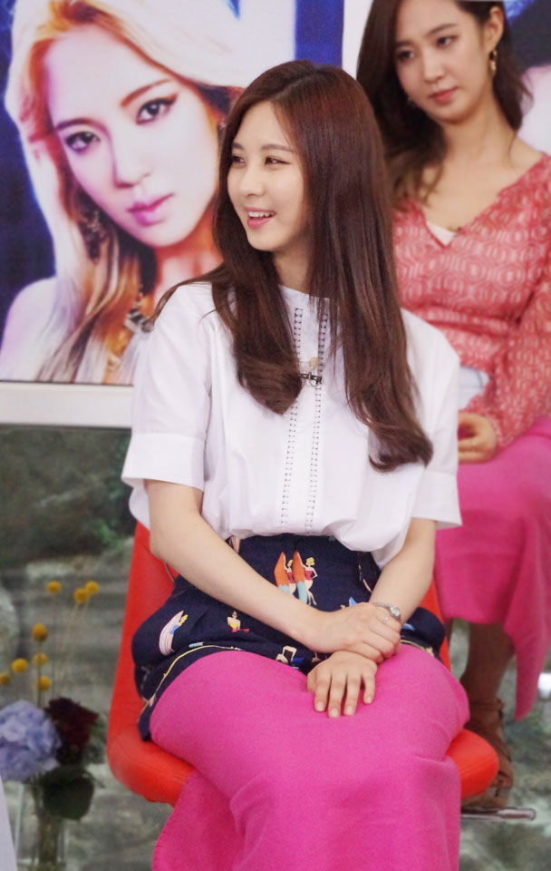 SNSD Seohyun The Ultimate Group TV show