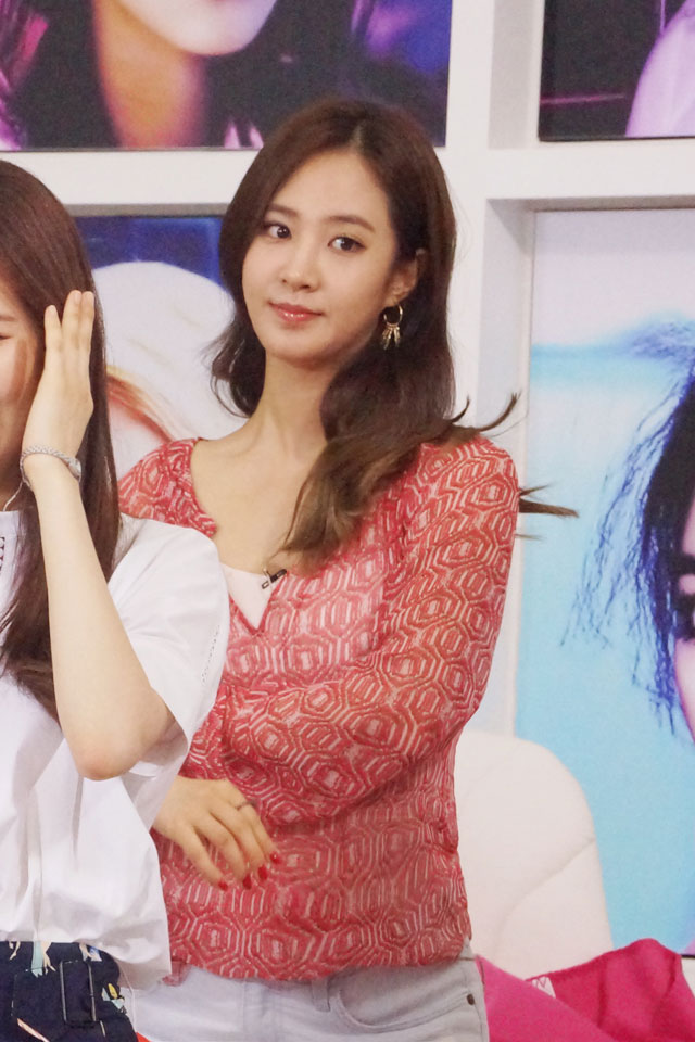 SNSD Yuri The Ultimate Group TV show