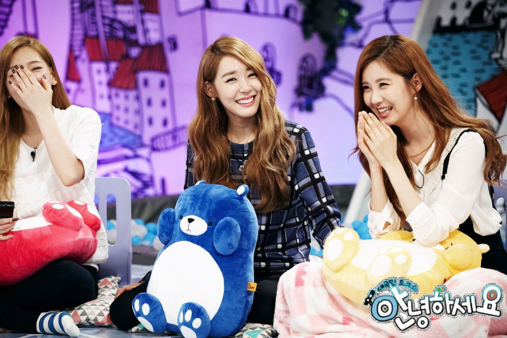 SNSD TaeTiSeo KBS Hello Counselor