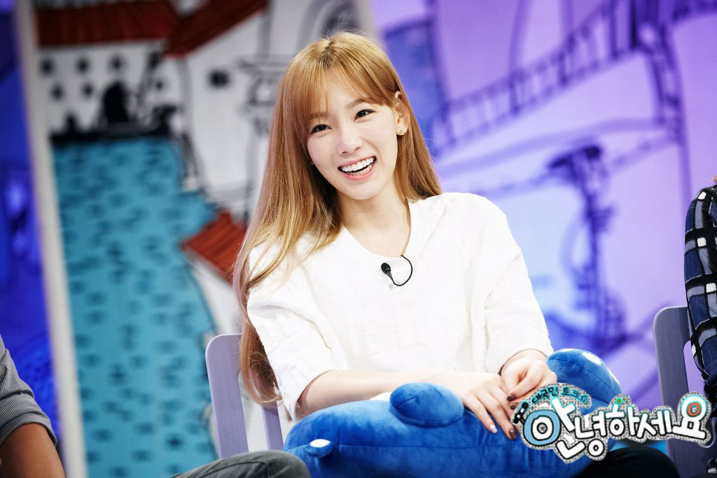 SNSD TaeTiSeo Taeyeon Hello Counselor