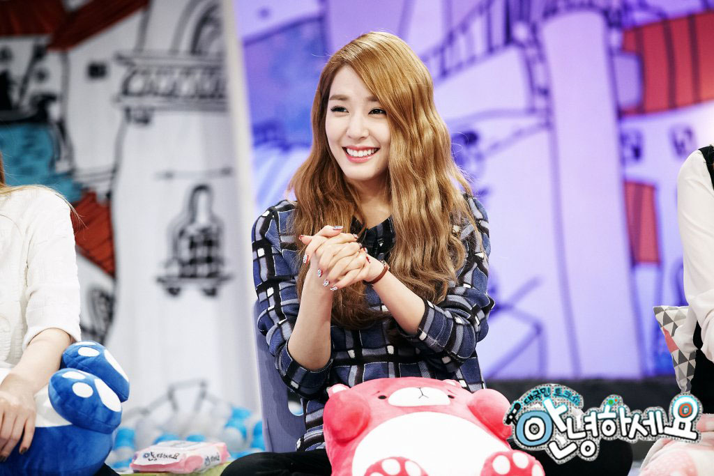 SNSD TaeTiSeo Tiffany Hello Counselor