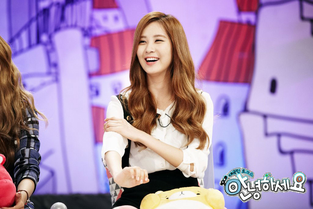 SNSD TaeTiSeo Seohyun Hello Counselor