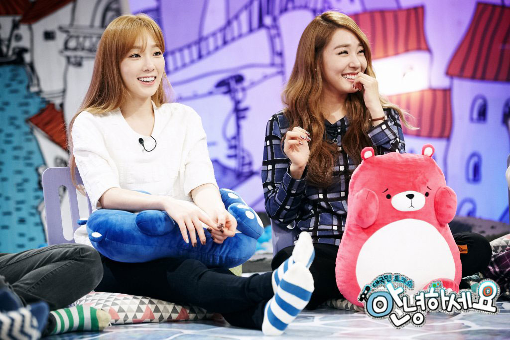 TaeTiSeo Taeyeon Tiffany Hello Counselor
