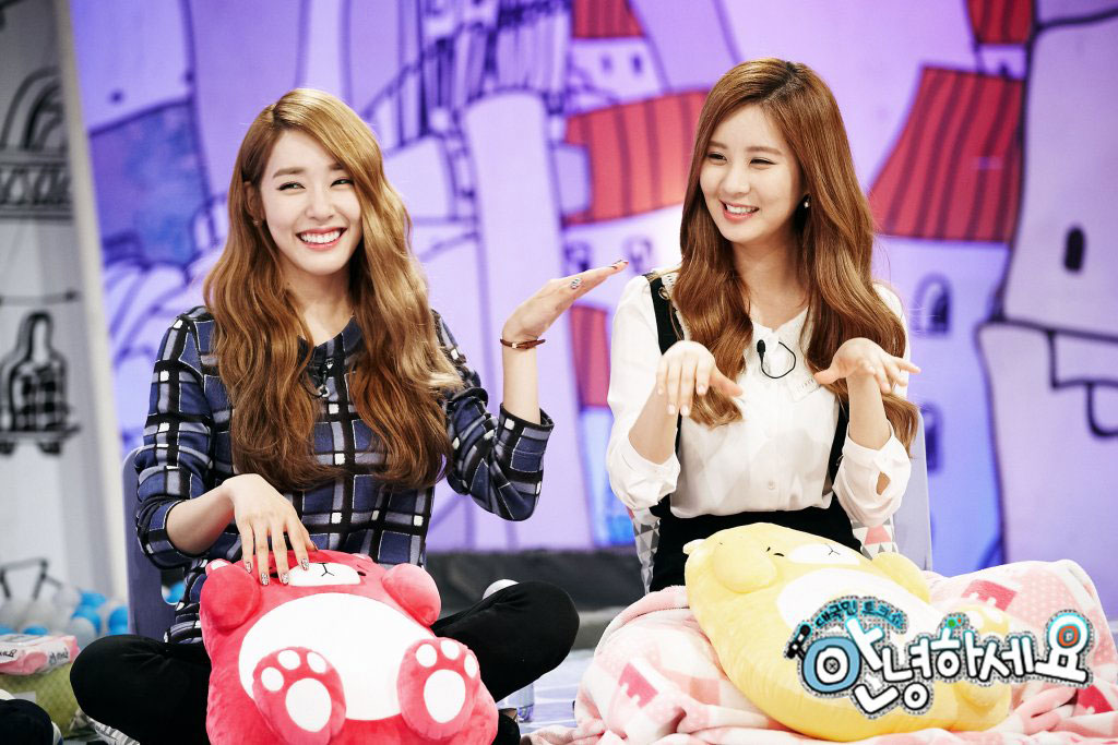 TaeTiSeo Tiffany Seohyun Hello Counselor
