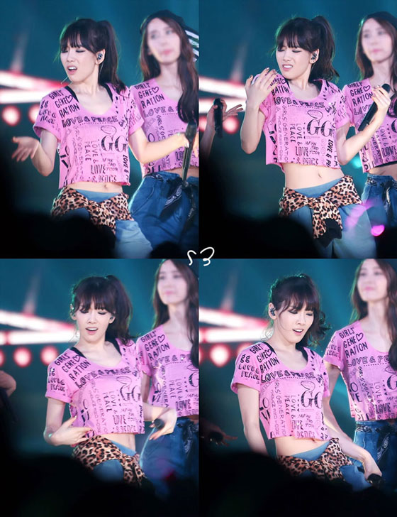 Taeyeon Girls Generation 3rd Japan Tour 2014