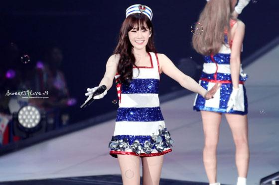 Taeyeon Girls Generation 3rd Japan Tour 2014