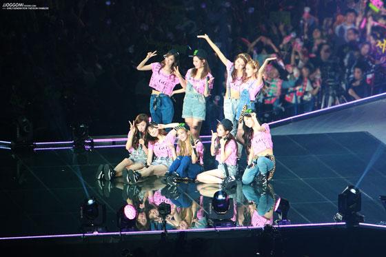 Girls Generation Japan Tour 2014 in Tokyo