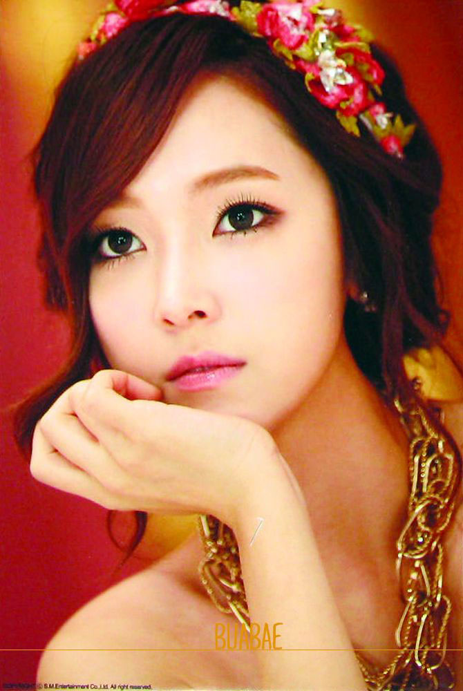Girls Generation Jessica MrMr star card