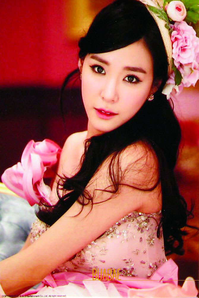 Girls Generation Tiffany MrMr star card