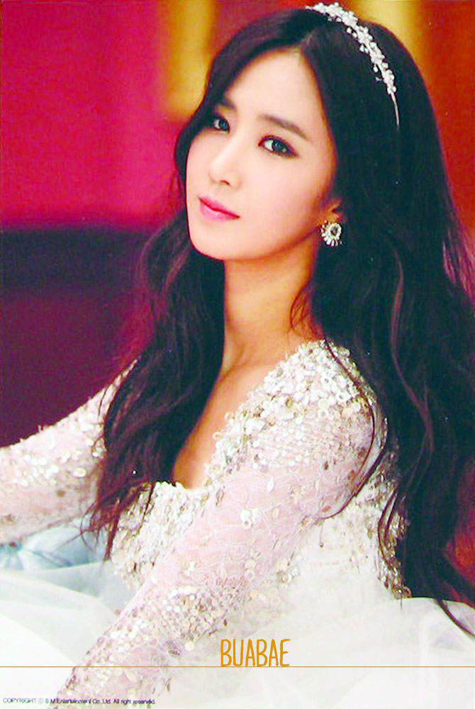 Girls Generation Yuri MrMr star card