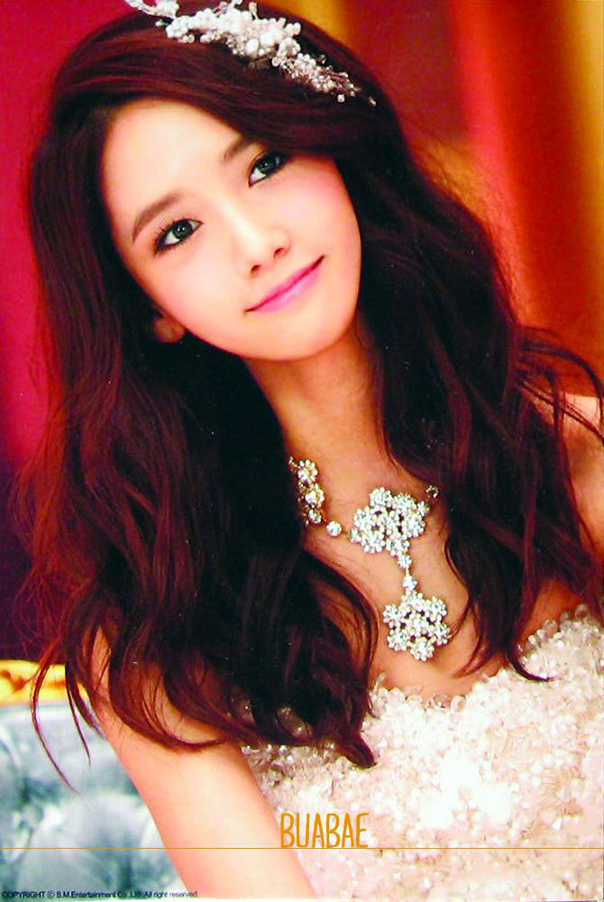 Girls Generation Yoona MrMr star card