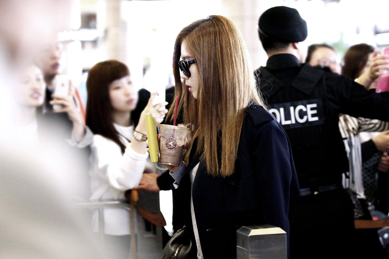 Seohyun Gimpo Airport 141004