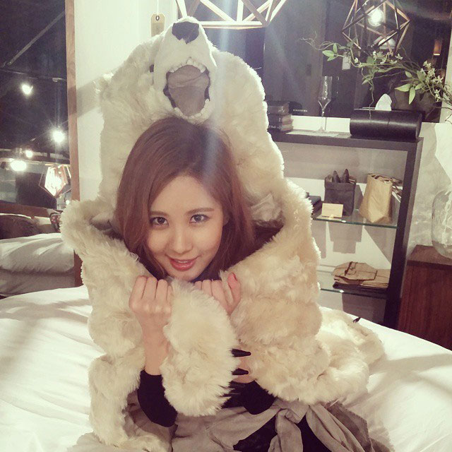 SNSD Seohyun seojuhyun_s Instagram