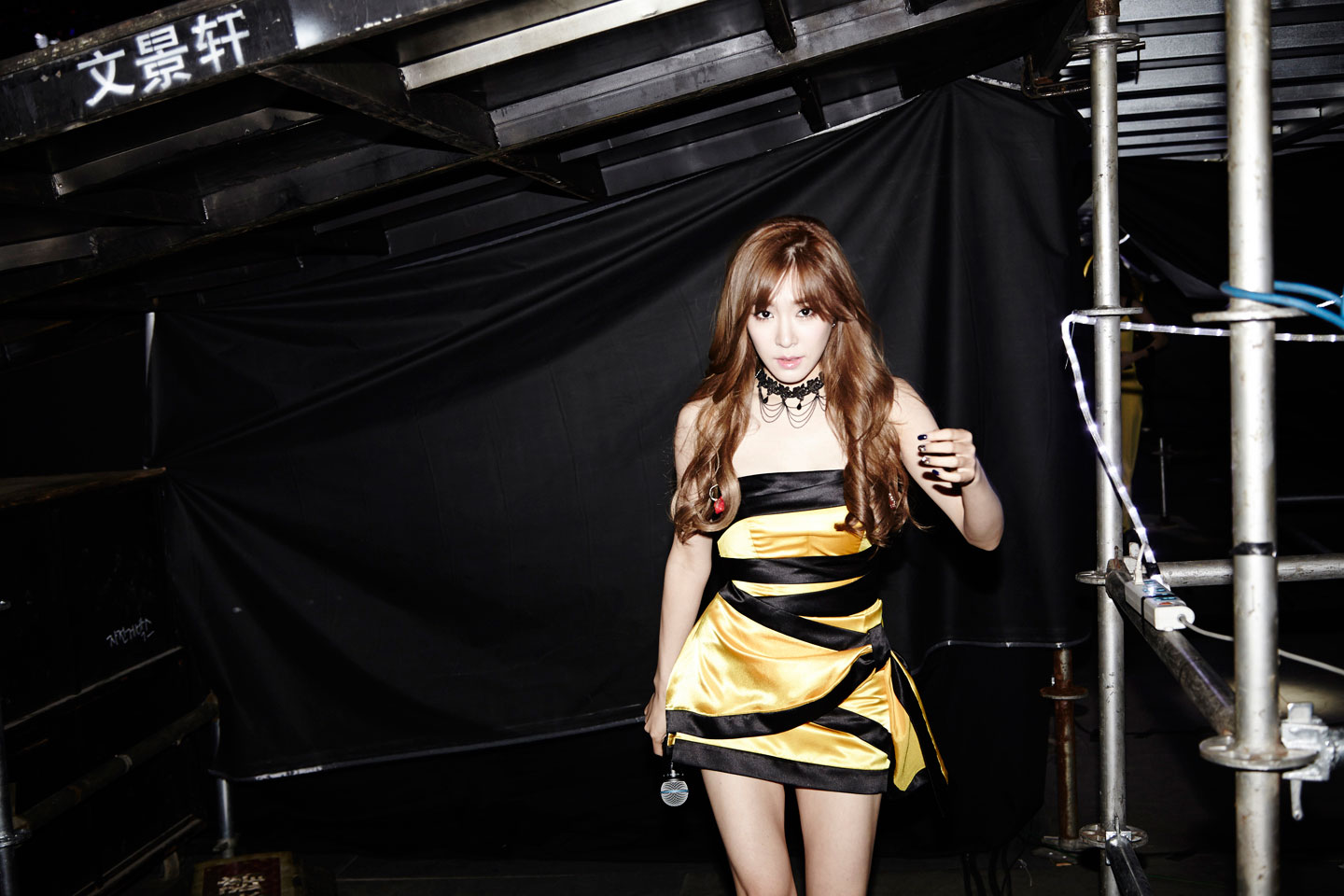 SNSD Tiffany SMTOWN Live World Tour IV in Shanghai