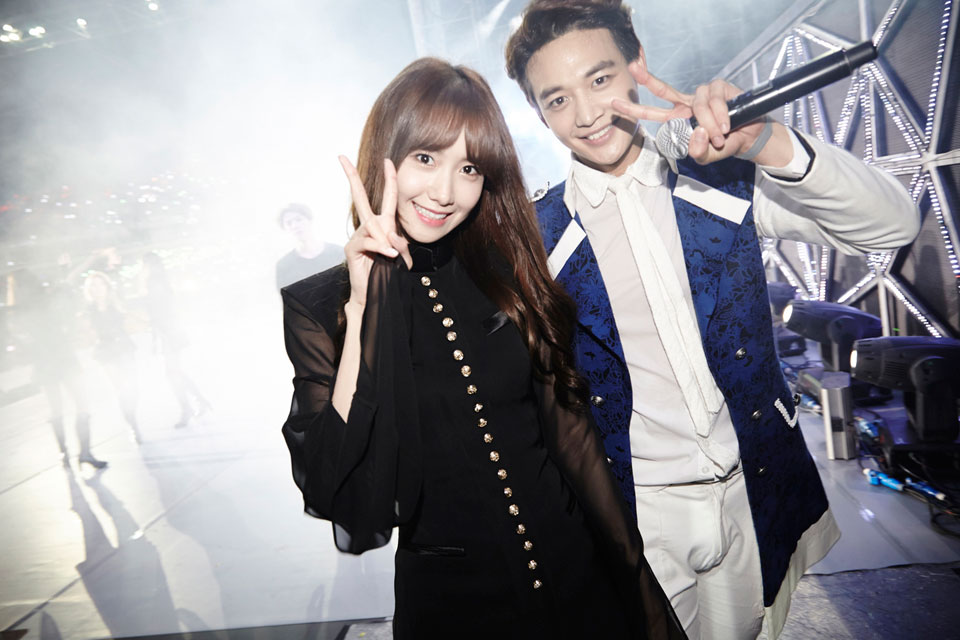 SNSD Yoona SMTOWN Live World Tour IV in Shanghai
