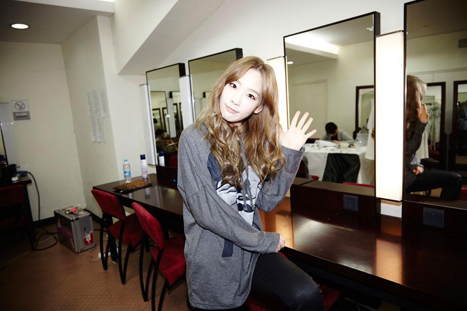 SNSD Taeyeon SMTOWN Live World Tour IV in Shanghai