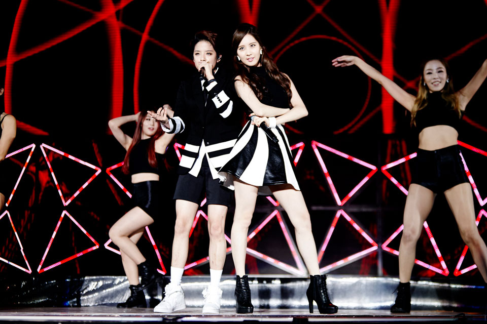 SNSD Seohyun SMTOWN Live World Tour IV in Shanghai