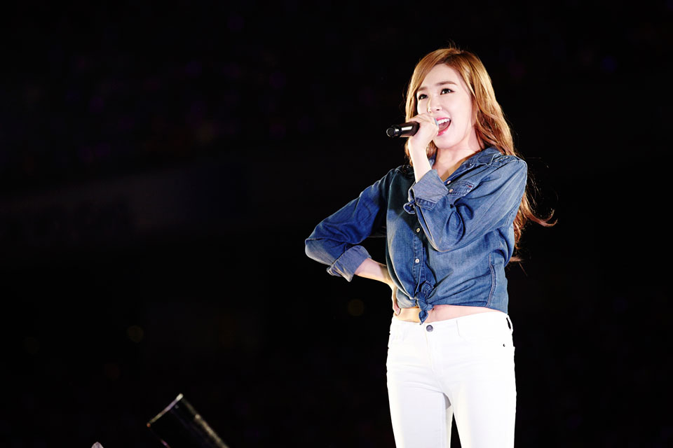SNSD Tiffany SMTOWN Live World Tour 2014 in Tokyo