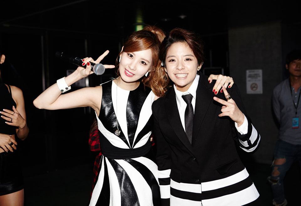 Amber Seohyun SMTOWN Live World Tour 2014 in Tokyo