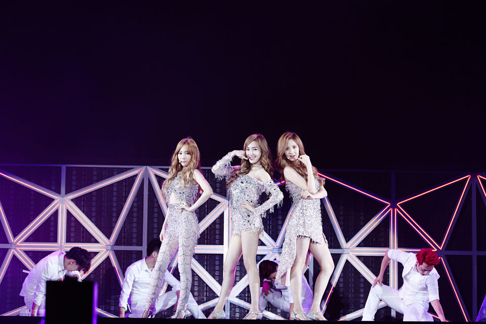 SNSD Taetiseo SMTOWN Live World Tour 2014 in Tokyo