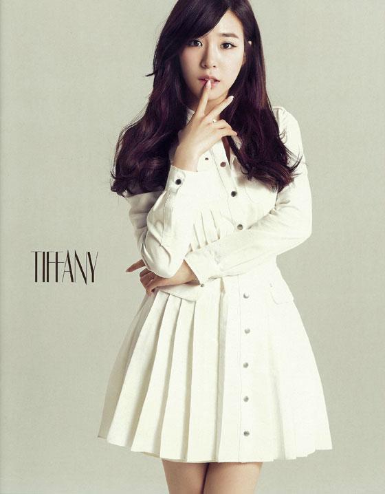 SNSD Tiffany Sone Note Japan vol 3