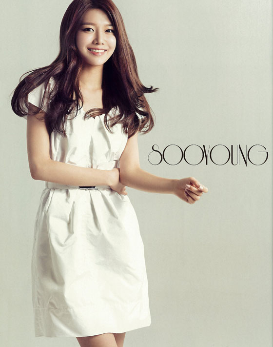 SNSD Sooyoung Sone Note Japan vol 3