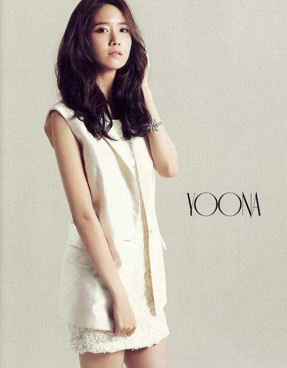 SNSD Yoona Sone Note Japan vol 3