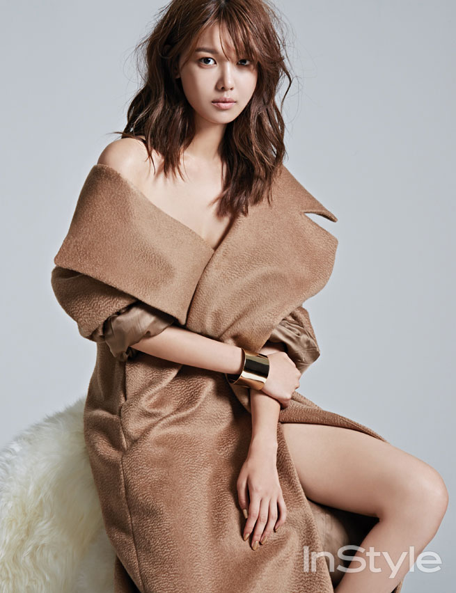 SNSD Sooyoung COS Korean Instyle Magazine