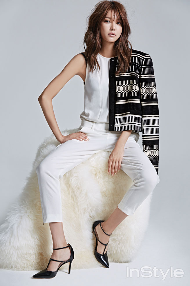 sooyoung instyle october 2014 snsd pics