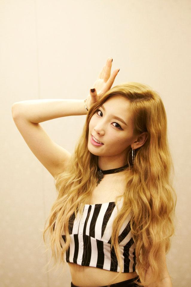 SNSD Taeyeon Mnet M Countdown 140925