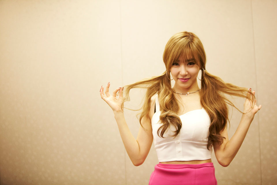 SNSD Tiffany Mnet M Countdown 140925