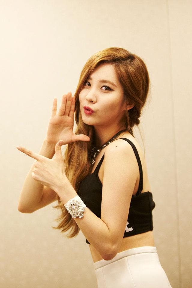 SNSD Seohyun Mnet M Countdown 140925