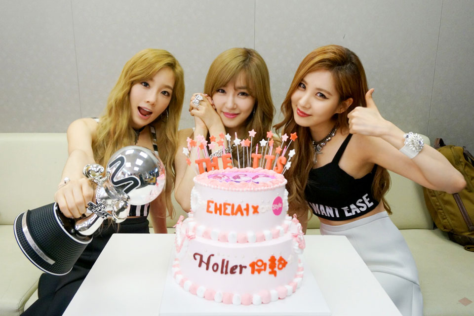 SNSD Taetiseo Mnet M Countdown 140925