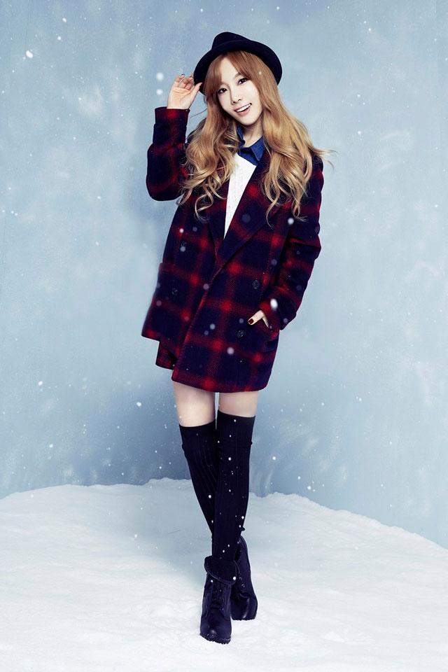 SNSD Taeyeon Mixxo Japan 2014 AW