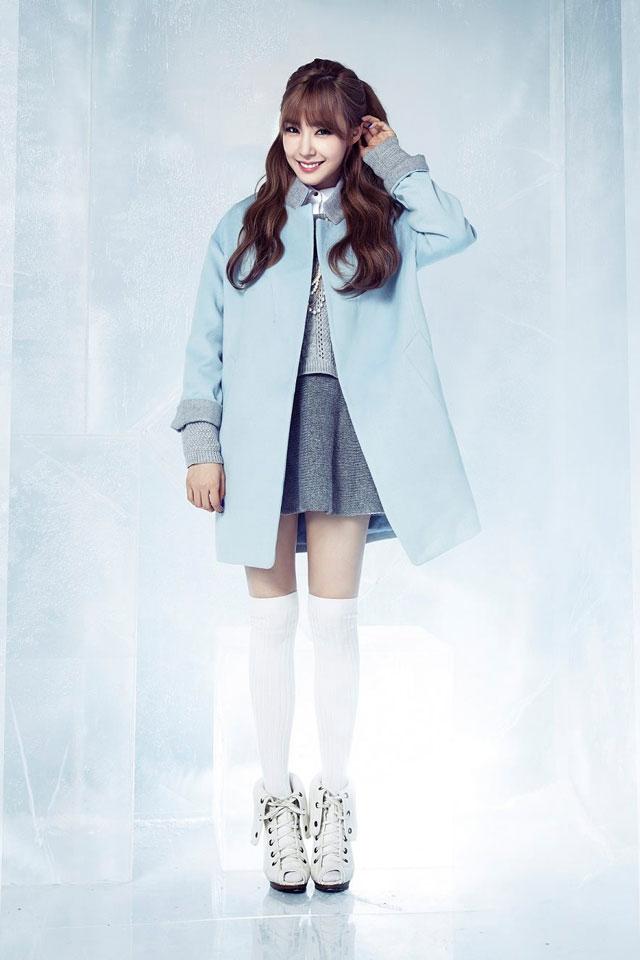 SNSD Tiffany Mixxo Japan 2014 AW