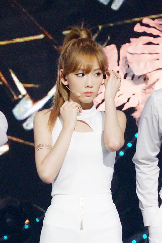 TaeTiSeo KBS Music Bank 140926