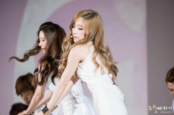 Girls Generation Taeyeon Style Icon Awards 2014